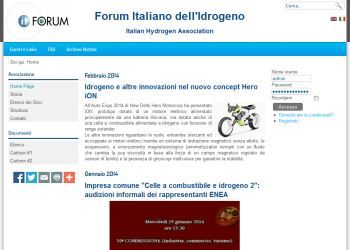 Forum Italiano dell'Idrogeno